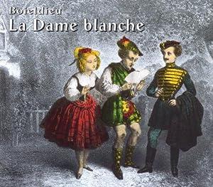 "Afficher ""La dame blanche"""