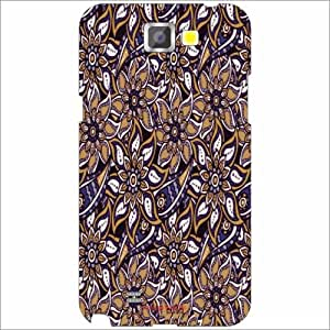 Design Worlds Back Case Cover For Samsung Galaxy Note 2 N7100