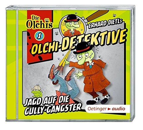 Preisvergleich Produktbild Olchi-Detektive 1 Jagd auf die Gully-Gangster (CD): Hörspiel, 49 min.