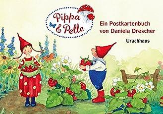 Postkartenbuch »Pippa und Pelle«