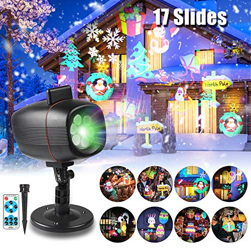 Save 41 Christmas Projector Lights Infinitoo 17 Patterns