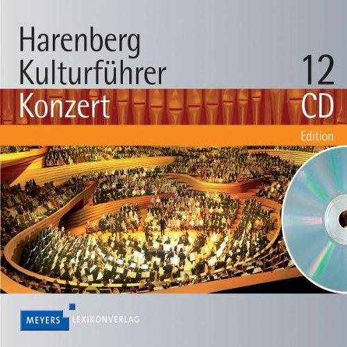 Konzertführer Harenberg 12 CD