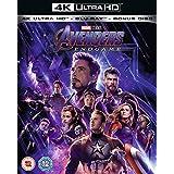 Avengers: Endgame 4K Includes Bonus Disk