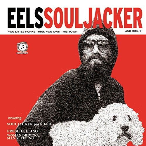 Cover Souljacker (Back to Black Edition) [Vinyl LP]