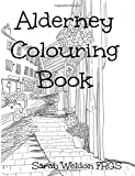 Alderney Colouring Book