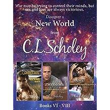 New World Series: Books 6, 7, & 8 (English Edition)