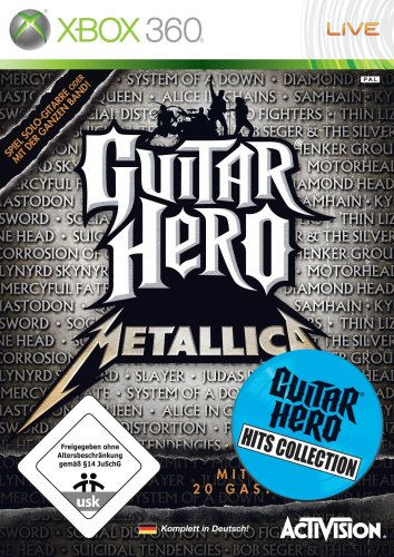 Guitar Hero: Metallica - Hit Collection [Importación alemana]