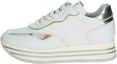 Nero Giardini Sneakers Bambino MOD. E031470F Bianco