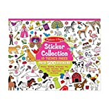 #8: Melissa & Doug 4247 Sticker Collection, Pink