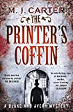 The Printer's Coffin: The Blake and Avery Mystery Series (Book 2) (English Edition)