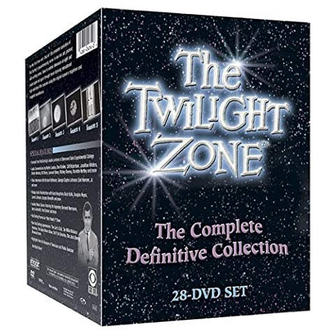 Twilight Zone: Complete Collection [Import USA Zone 1]
