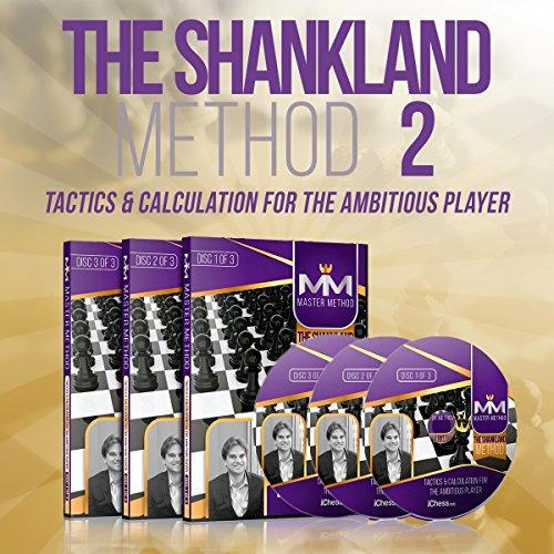 Master Methode–die SHANKLAND Methode 2–GM Sam SHANKLAND–Über 15Stunden der Inhalte. Lehr Chess DVD (Schach-spieler Die Dvd)