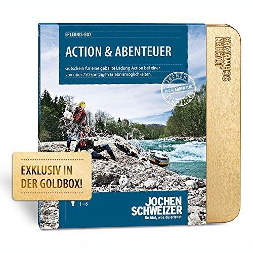 Produktbild Jochen Schweizer Erlebnis-Box 'Action & Abenteuer'