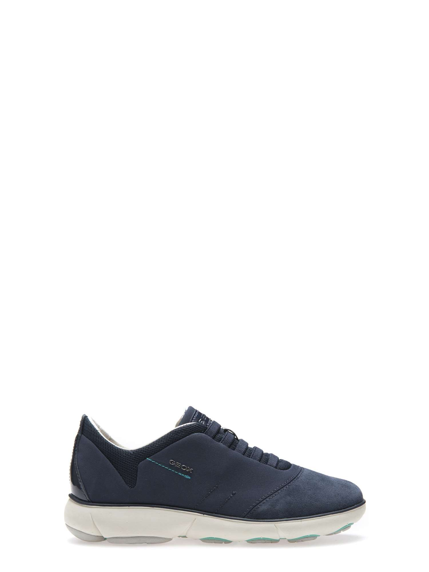 Geox D NEBULA C, Damen Low-Top Sneakers 1