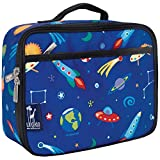 Best Kids Lunchboxes - Wildkin Kids Space Lunch Box, Multi-Colour Review