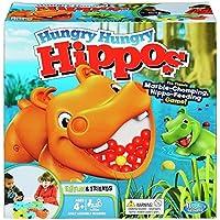 Hasbro – Board Game – Hippos Gloutons