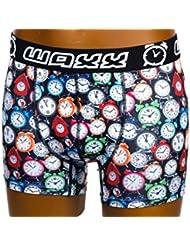 WAXX diseño de bóxer de encendido para hombre de costura para ropa interior corta Diseño de globos aerostáticos
