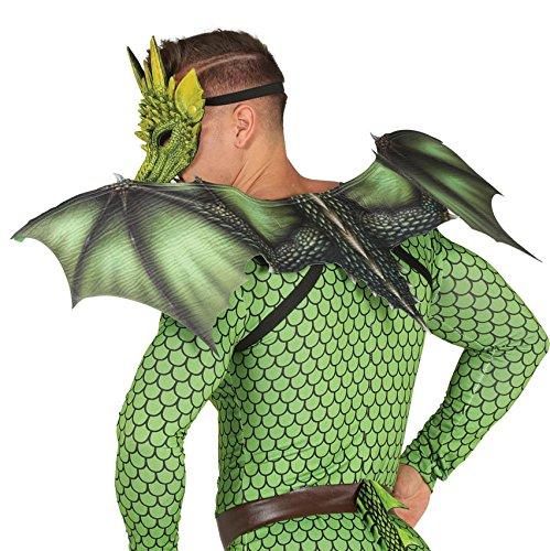 Guirca Alas dragón, Talla única (26148.0)
