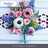Howard Shooter Square Family Calendar 2019