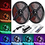 AMBOTHER LED Streifen LED Strip 10M RGB 5050SMD 300 LED...