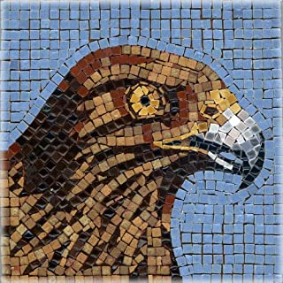 Mosaic Kit 5.9'' Square, 15x15cm, Eagle