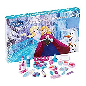 frozen eternal winter advent calendar toys. Black Bedroom Furniture Sets. Home Design Ideas