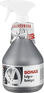 SONAX velgenreiniger (1 liter) zuurvrij voor lichtmetalen velgen & stalen velgen, verwijdert snel en eenvoudig vuil door rem