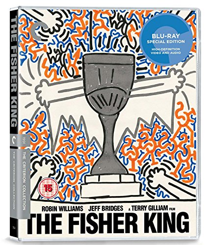 The Fisher King [The Criterion Collection] [Blu-ray] [1991]