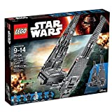Lego Star Wars Kylo Ren 's Command Shuttle 75104 Building Kit