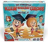 Goliath 70011 - Klein Schlägt Groß, Familienspiel, Kinder spielen gegen Erwachsene, Quizspiel mit...