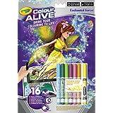 Crayola Color Alive Kit De Loisirs Créatifs
