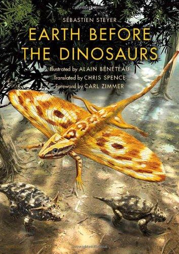 Earth Before the Dinosaurs (Life of the Past) por Sebastien Steyer