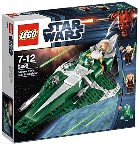 LEGO Star Wars 9498 - Saesee Tiins Jedi Starfighter (Star Wars Lego-jedi Mit)