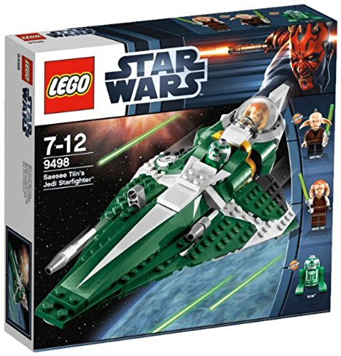 LEGO Star Wars 9498 - Saesee Tiins Jedi Starfighter
