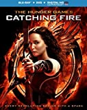 The Hunger Games: Catching Fire [Blu-ray + DVD + Digital HD] by Jennifer Lawrence