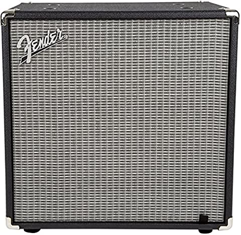 Fender Rumble 112 Cabinet V3 - 1x12'' Bass Box (Cabinet Grille)