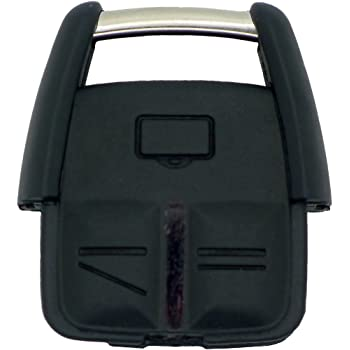 Chequers Motorstore New Vauxhall Opel Vectra Astra Omega 3 Button Remote Key Fob Case