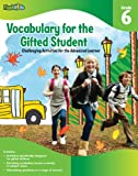 VOCABULARY FOR THE GIFTED STUDENT GRADE 6
