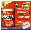 All Stars Lipodex, 120 Licaps 1er Pack (1 x 150 g Dose)