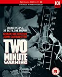 Two Minute Warning (Dual Format) [Blu-ray] [UK Import]