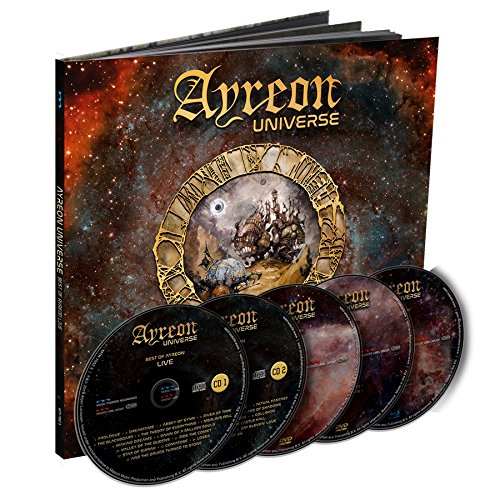 Universe - Earbook 3 DVD + 2 Blu-Ray