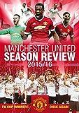 Manchester United Season Review 2015/16 [DVD] [UK Import]