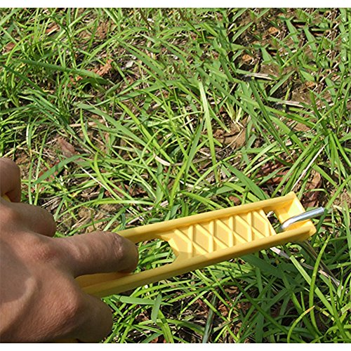61wQ2nXIbGL. SS500  - Gossip Boy Protable Ultralight Plastic Tent Peg Stake Mallet Hammer for Outdoor Camping