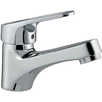 Takestop rubinetto miscelatore per bagno bidet lavello lavabo lavandino completo con flessibili - Rubinetto lavandino bagno ...