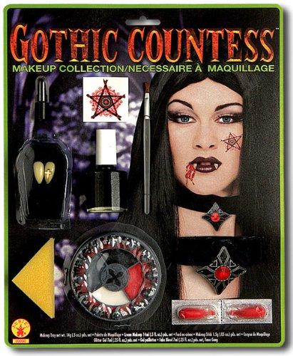 Gothic Countess Make Up Set (Make Vampirin Up)