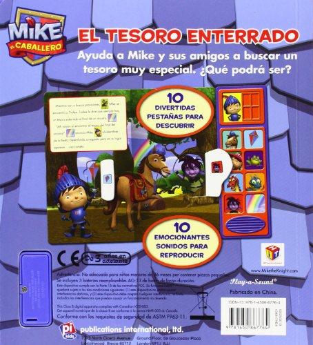 Mike El Caballero. El Tesoro Enterrado
