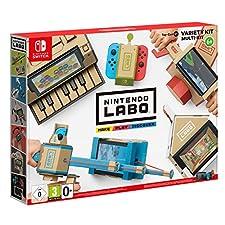 Switch Nintendo Labo - Kit variado (Toy-Con 01)