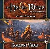 Fantasy Flight Games FFGD2630 Herr der Ringe: LCG - Sarumans Verrat Saga-Erweiterung DEUTSCH Kartenspiel