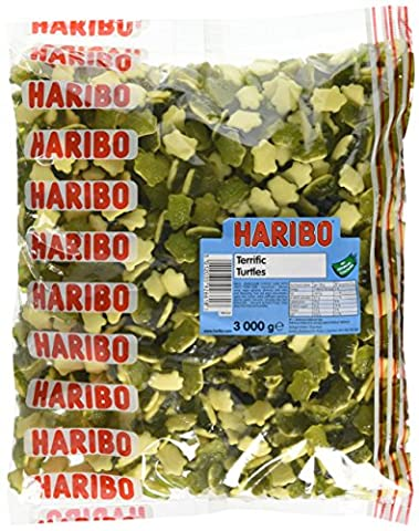 Haribo Terrific Turtles 3 Kg