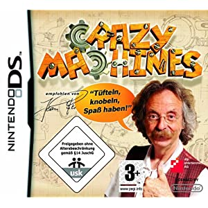 Crazy Machines (MAC-CD-Rom)